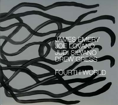 Fourth World  , Between The Lines (w/ Joe Lovano, mixed quartet)     Reviews →