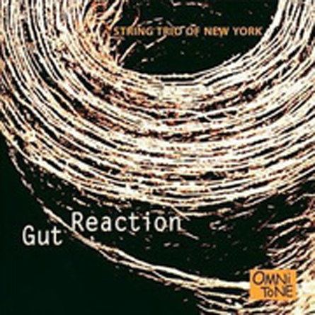 Gut Reaction  , Omnitone, featuring the Dave Douglas commission    Reviews →