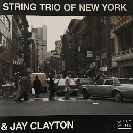 String Trio of New York   (w/ Jay Clayton), West Wind