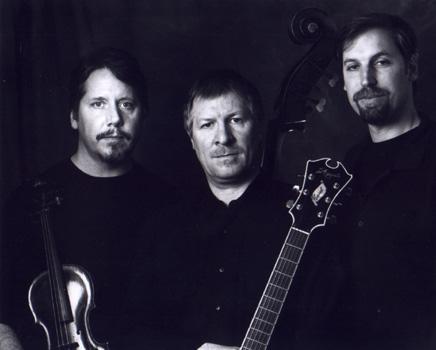 String Trio of New York Warwick, NY left to right Rob Thomas, James Emery, John Lindberg photo by: Gordon Wenzel