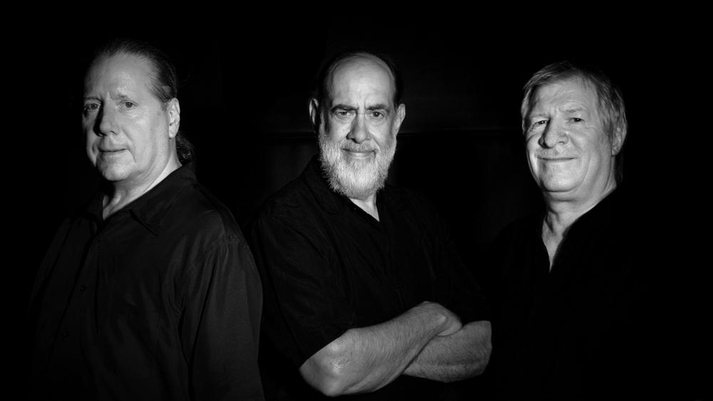 String Trio of New York, l to r: Rob Thomas, Tony Marino, James Emery photo by Federico Moretto