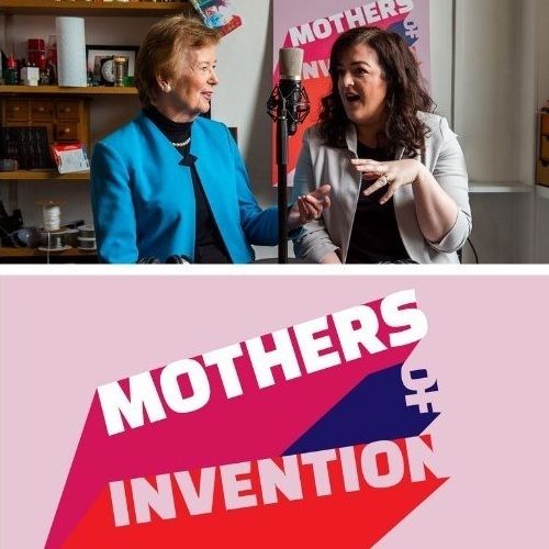 OUR FAV PODCAST!!! Join former Irish President Mary Robinson and comedian Maeve Higgins, celebrating amazing women doing remarkable things in pursuit of climate justice.