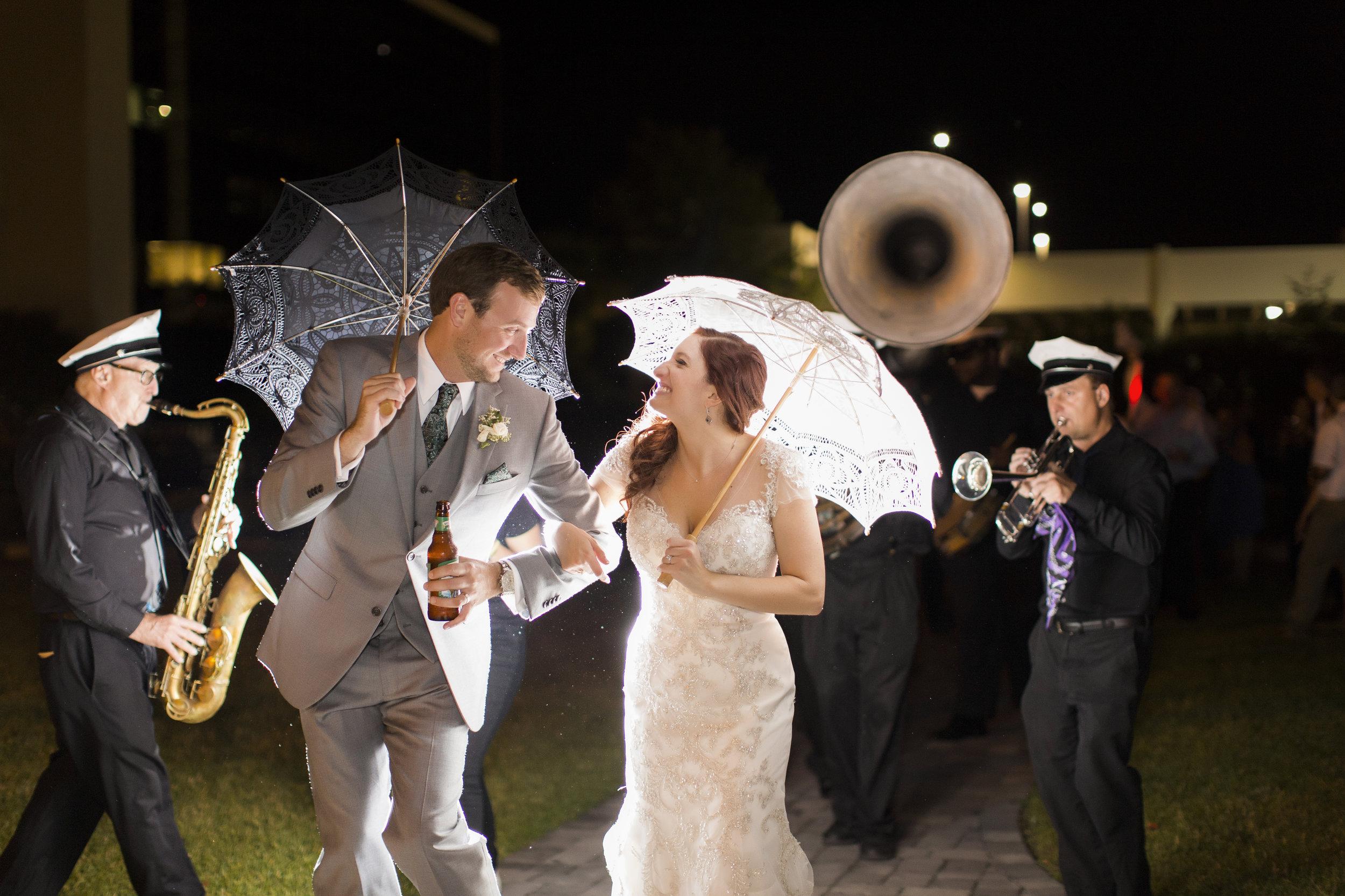Megan K Events Happy Bride and Groom