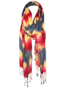 maisha_collective_fair_trade_hawi_red_tie-dye_cotton_scarf_ethical_fashion