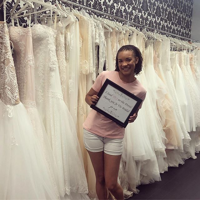 And here are my first Brides who said YES in our new boutique! Congrats beauties ❤️❤️❤️ . . . #jevisbridal #shesaidyestothedress #weddingdresses #weddingdress #weddingdressshopping #weddinggown #weddinggowns #torontobridalshop #torontobridalstore #torontodesigner #canadiandesigner #bridesmaiddresses #flowergirldresses #eveningdresses #wegotitall #customweddingdresses  #madetofitweddingdress #veils #customveils #weddingveils
