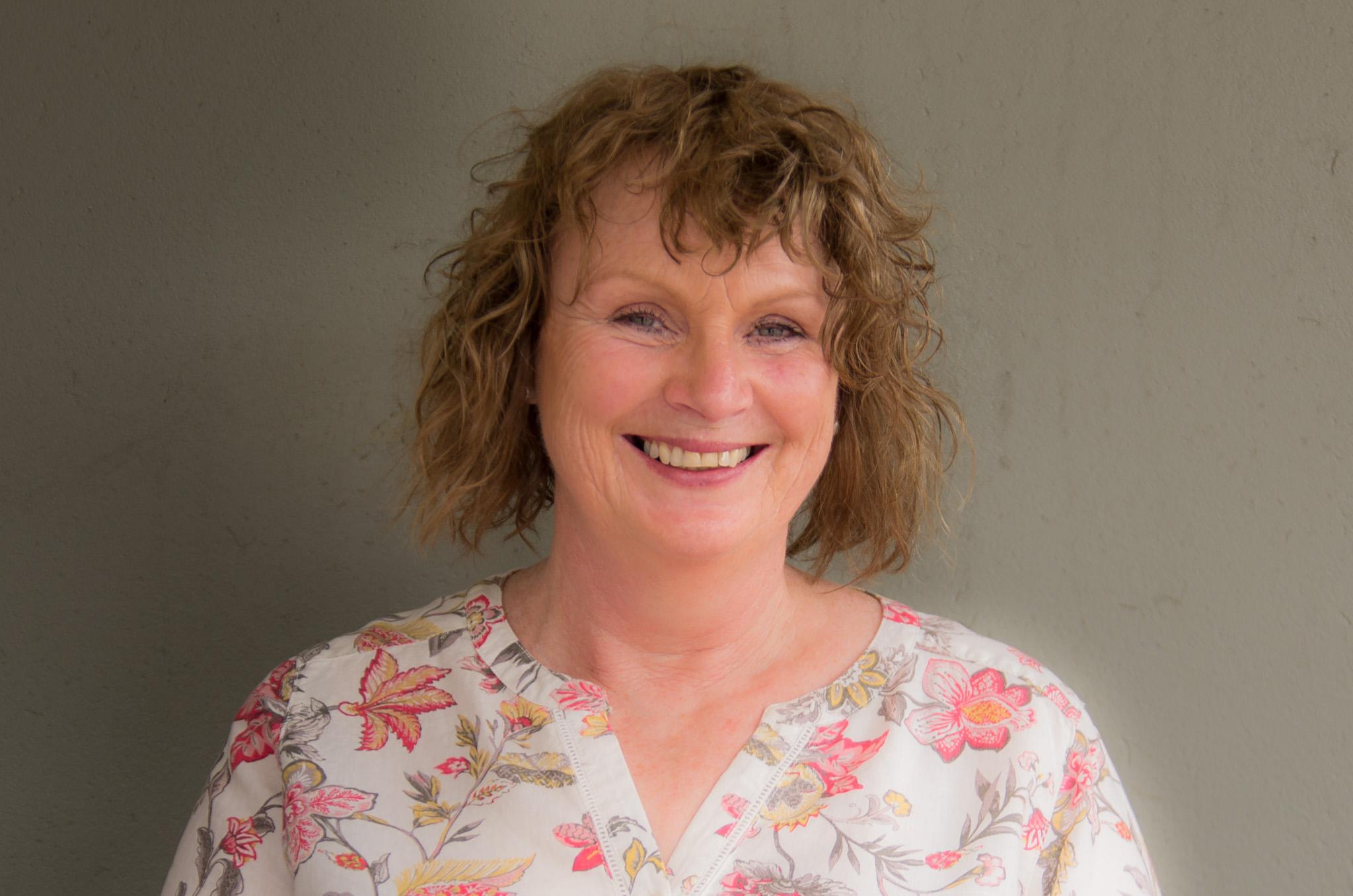 Alison Gommers - Executive Officer & Transport Team Leader
