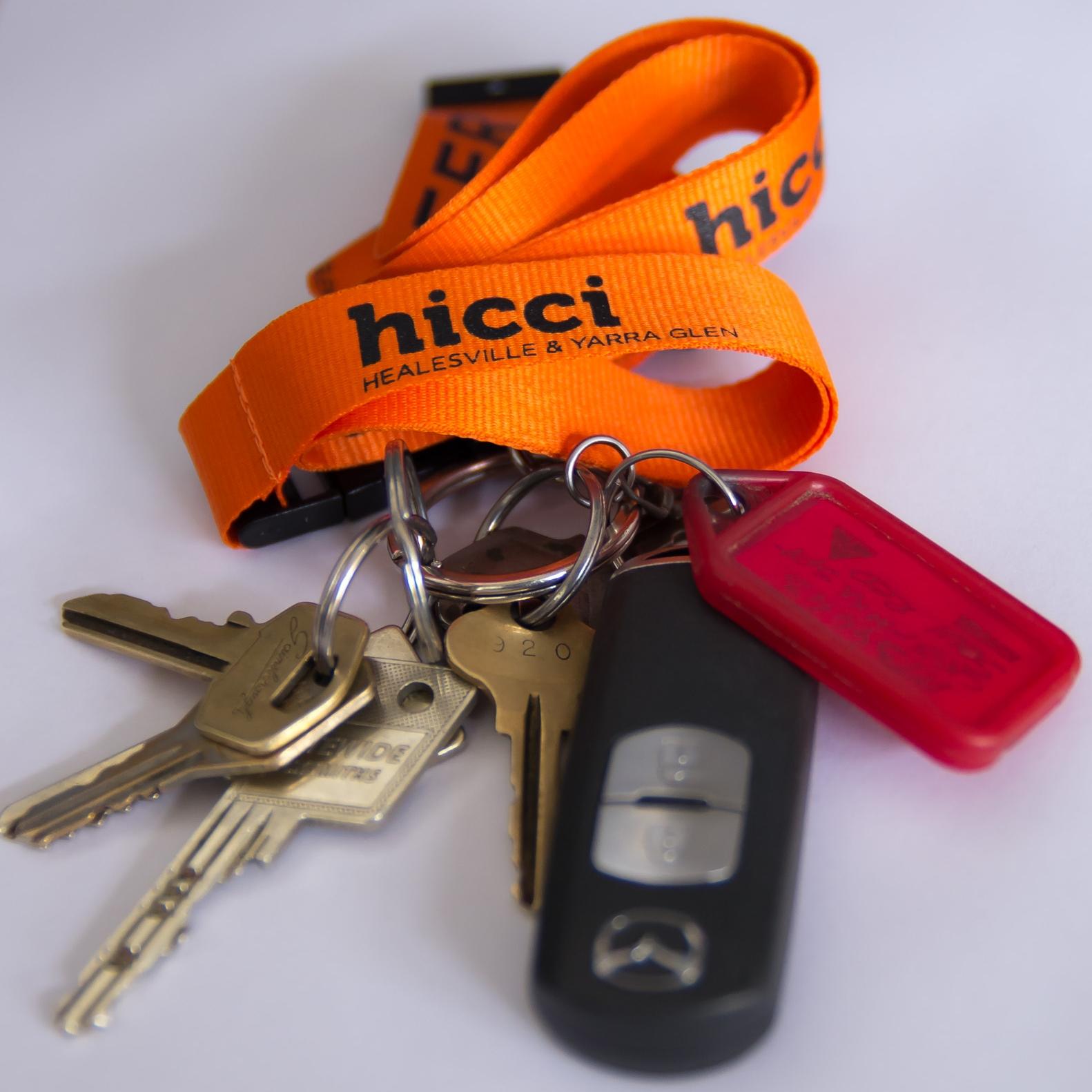 Transport-keys