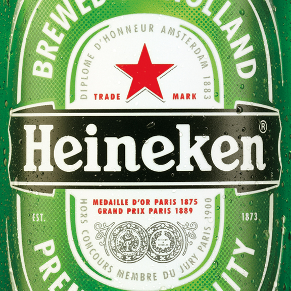 Heineken Cities Posters