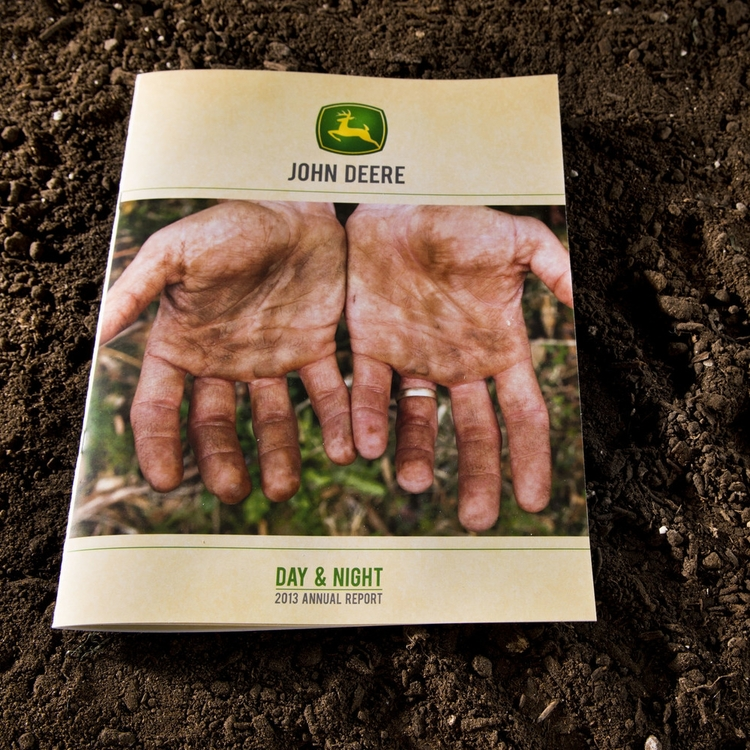 John Deere Annual Report