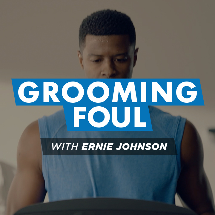 Final Four Grooming Fouls