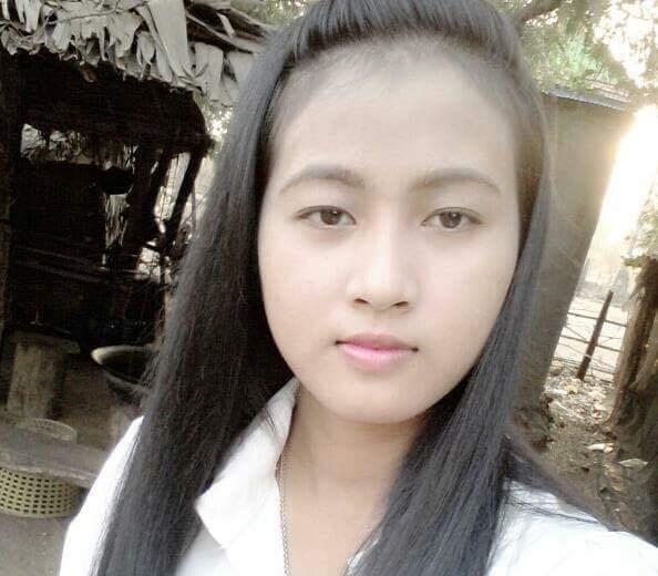Teacher-Secretary Thea Panha