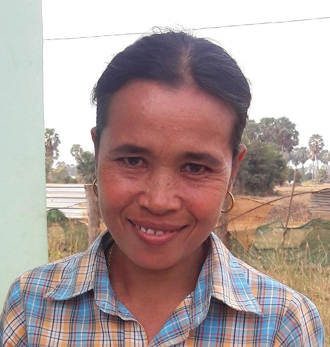 Teacher Kon-Sokhoeum