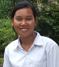Tuy Sony , Teacher, Work Station: Paun Village, Trapeang Salakhang Ket Commune, Banteay Meas District, Kampot Province
