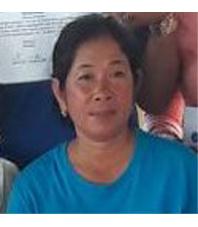 Sem Chhainy,  Teacher, Work Station: Lok Viilage, Reseisrokkhanglech Commune, Kampong Trach District, Kampot Province