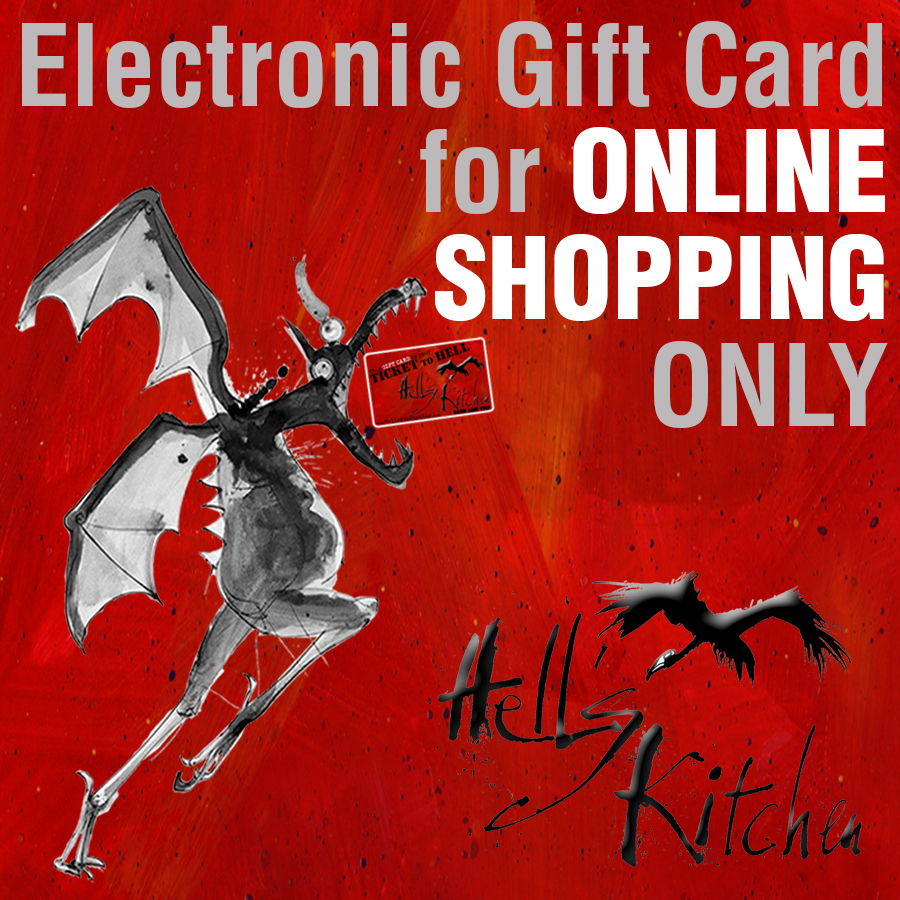 electronic gift card for online shopping only