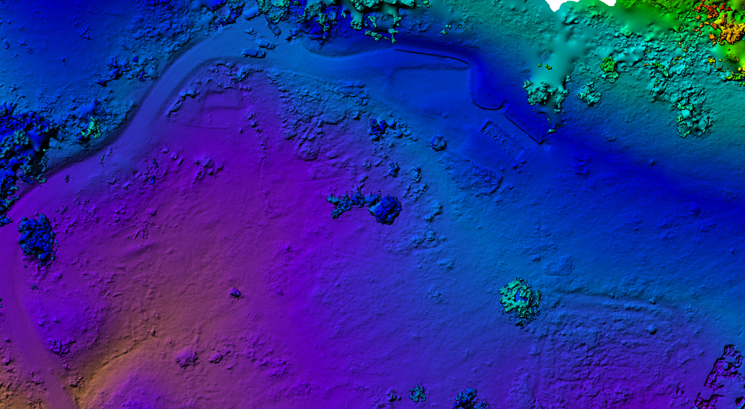 Use our elevation maps to accurately view the topography of your building and construction sites.