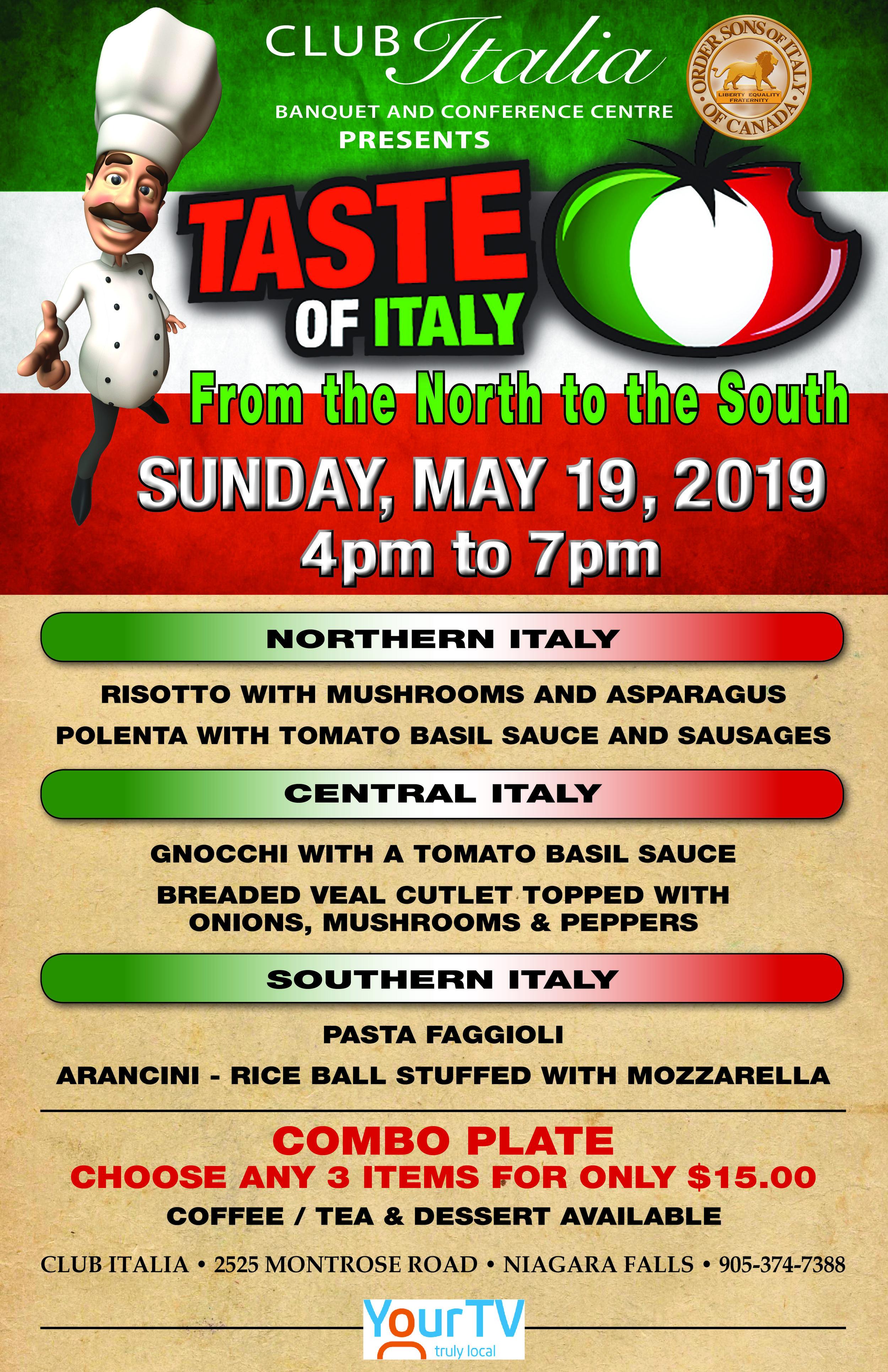 Taste of Italy Poster - Club Italia.jpg