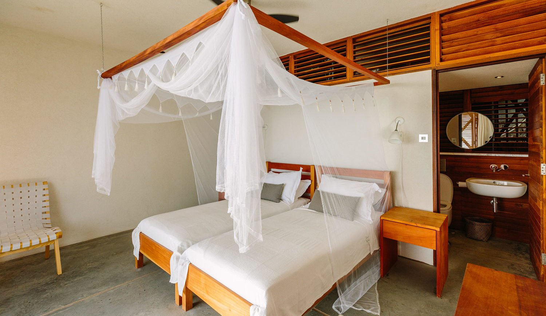 Twin Bedroom, Ocean View