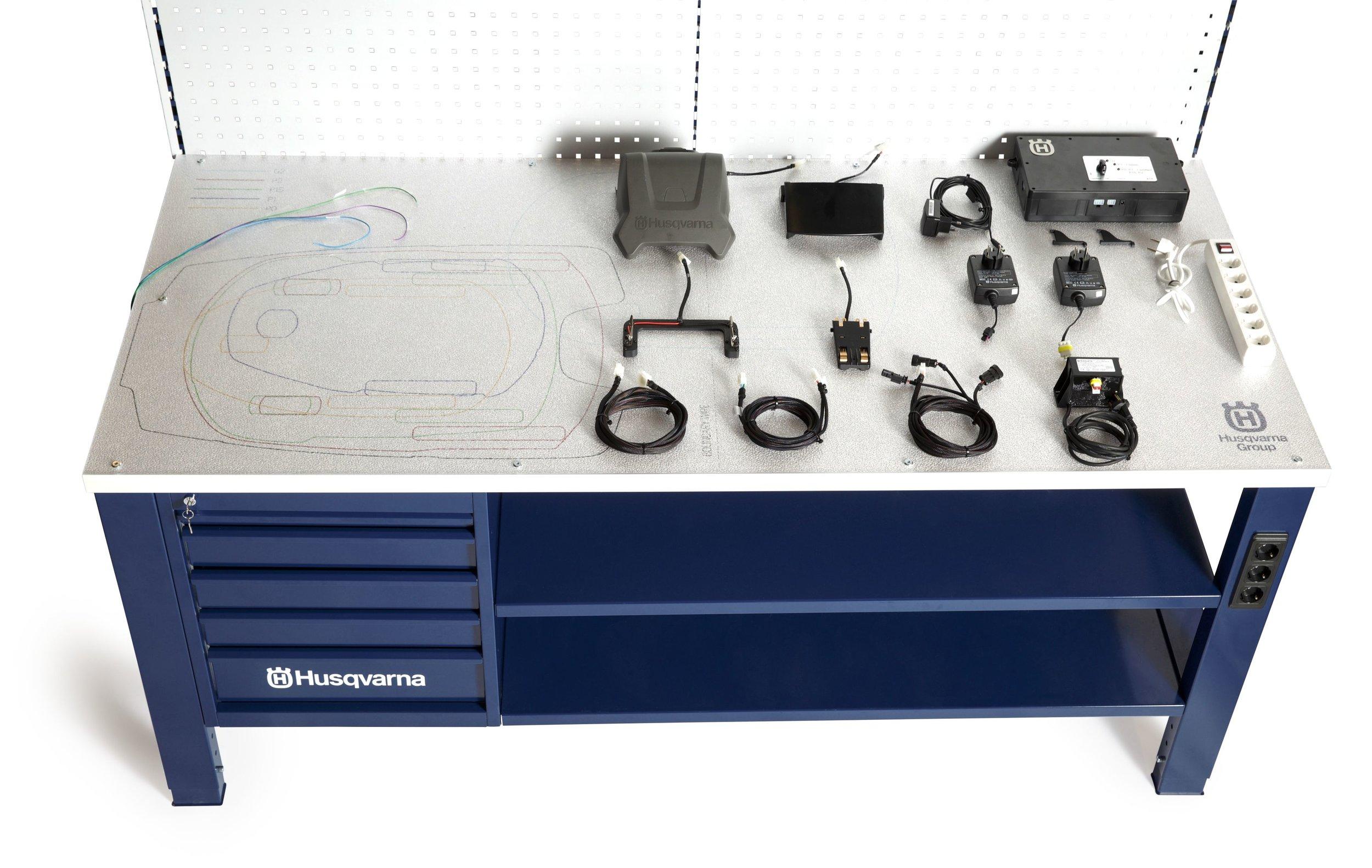 Automower Workbench