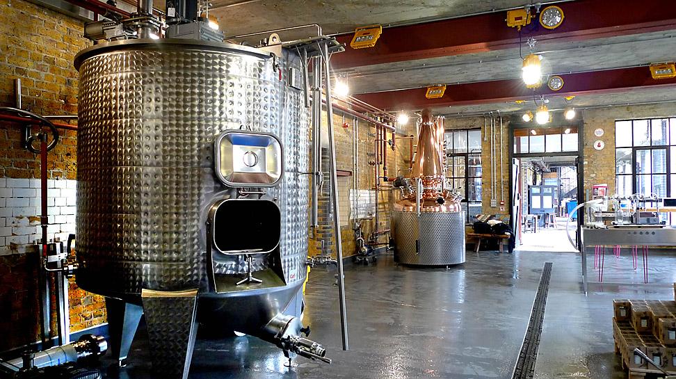 London Distillery Design