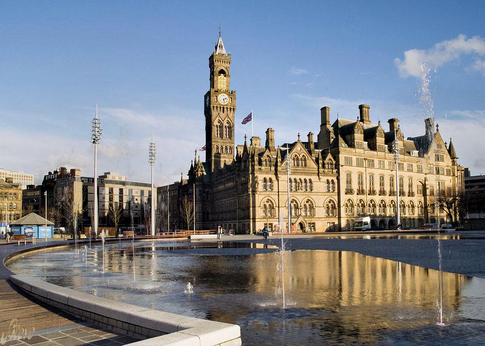 Bradford Masterplan Design