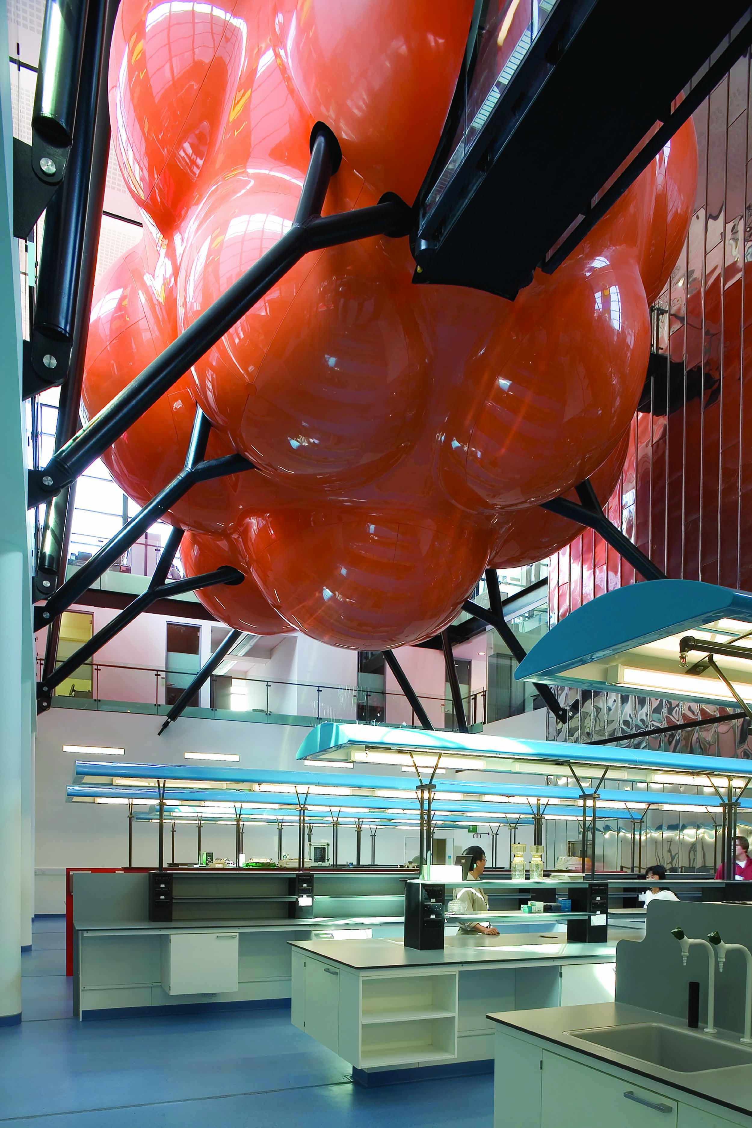 Lab Architecture - Blizard Building