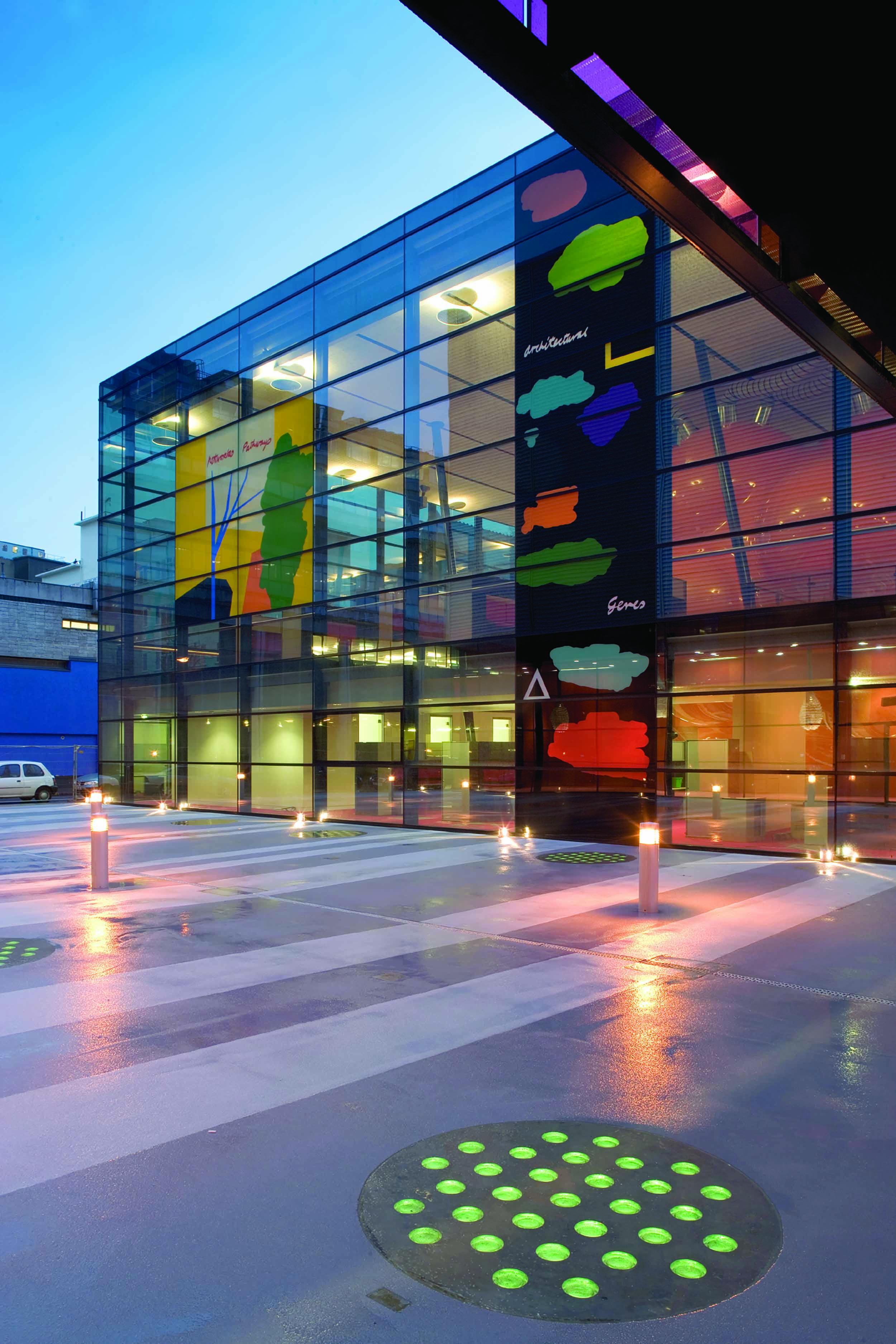 Blizard Building Public Space