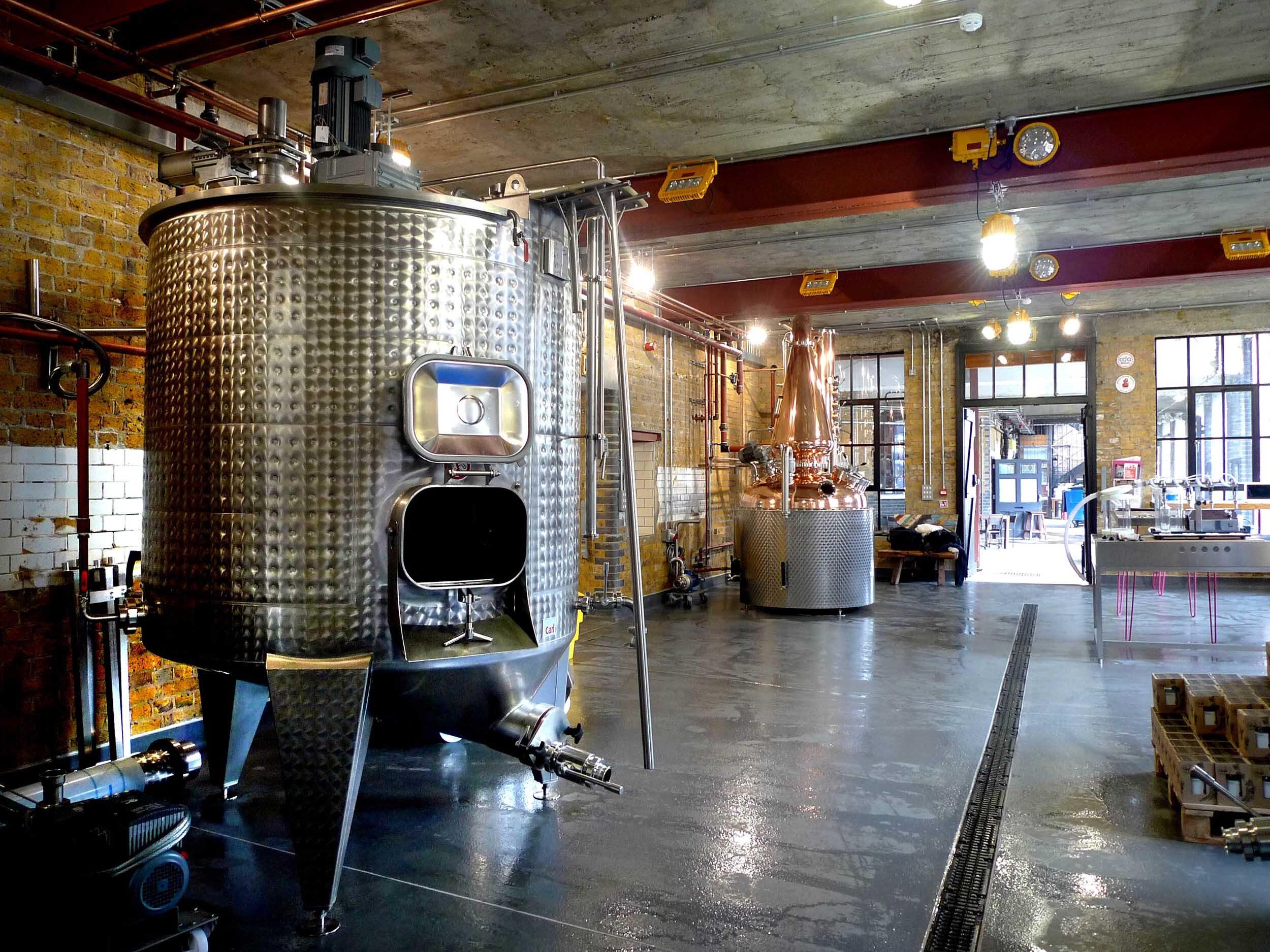 The London Distillery Company @ Testbed 1 London aLL Design (3).JPG