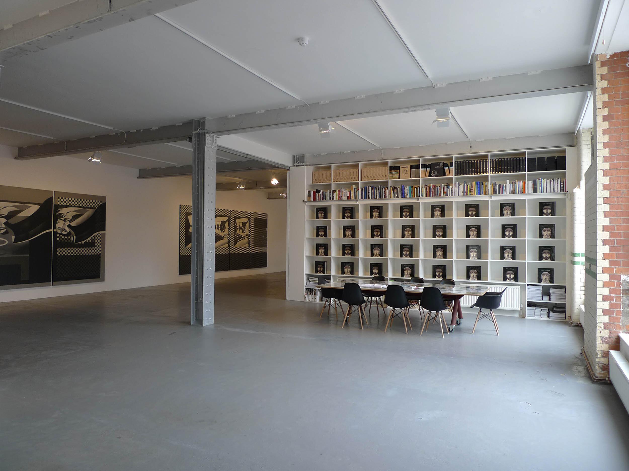 Edge of Arabia Gallery @ Testbed 1 London aLL Design (5).JPG