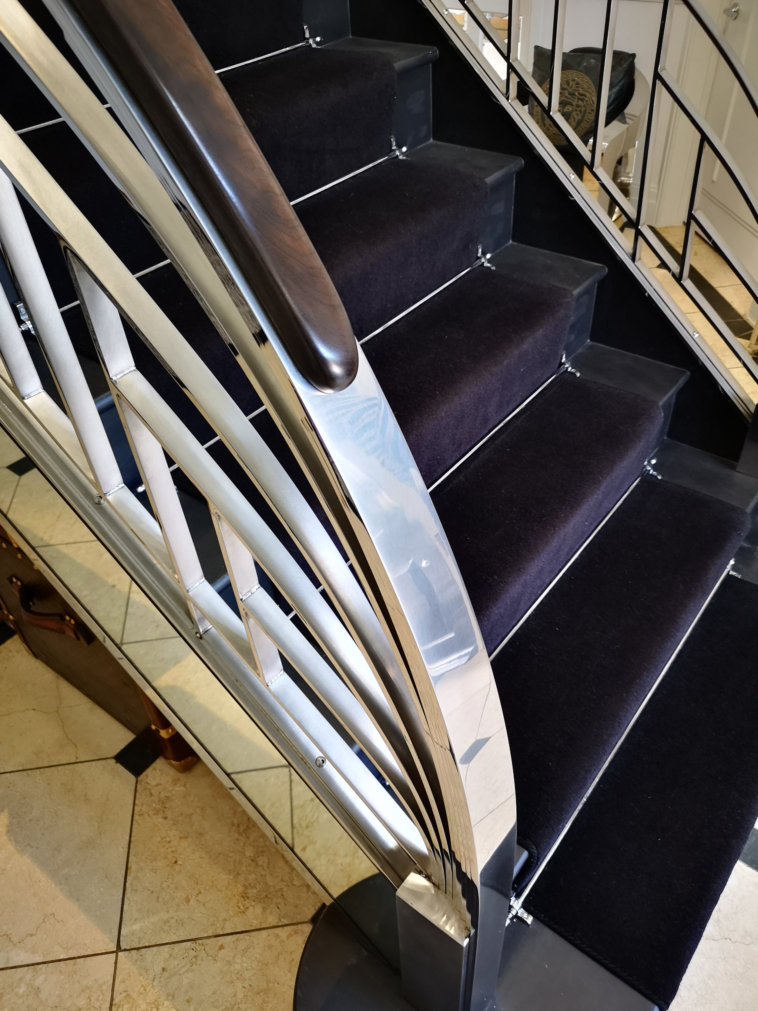 Art Deco Balustrade Designs