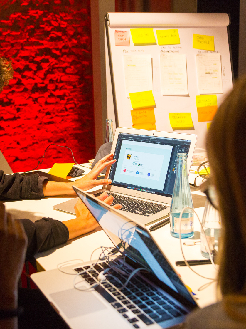 4. Discard assumptions through prototyping & testing - Factory Hackathon