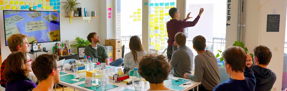 1. Set up a goal to provide focus to everybody involved - AJ&Smart Design Agency
