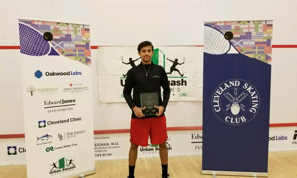 2017 CSC OPEN $10K CHAMPION: MOHAMED ELSHERBINI