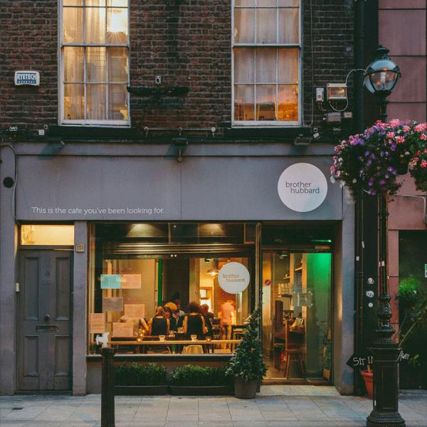 Brother hubbard north - CAPEL STREET, DUBLIN 1