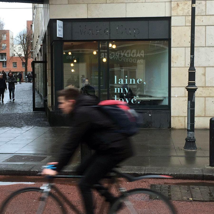 LAINE, MY LOVE - 38 TALBOT STREET, DUBLIN 1