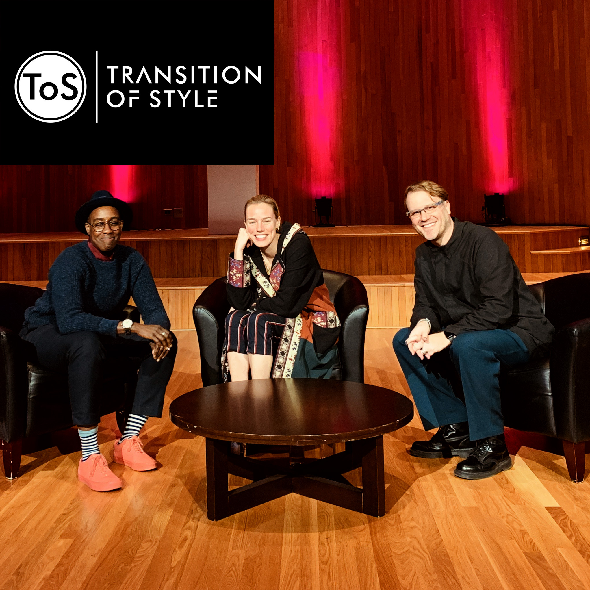 Transition of Style podcast  @ FIT