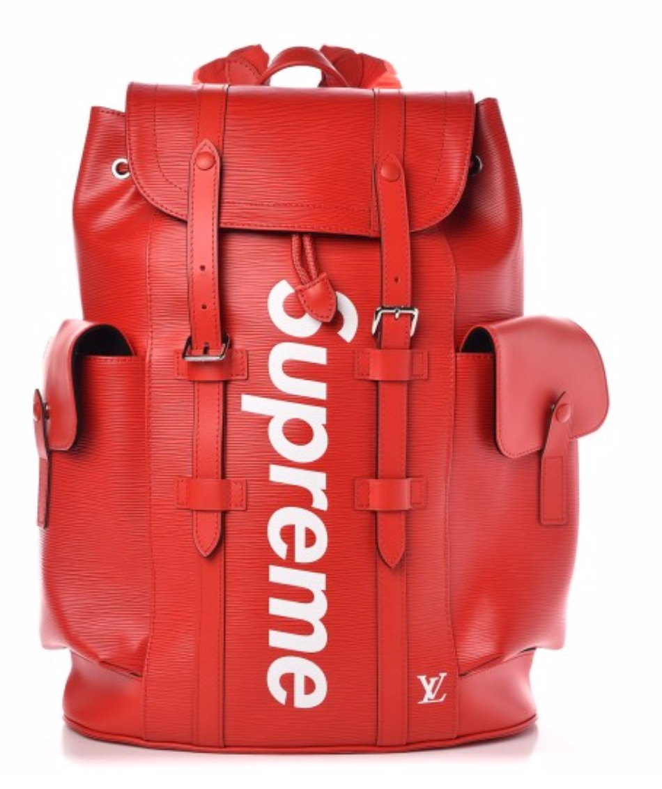 Supreme + Louis Vuitton