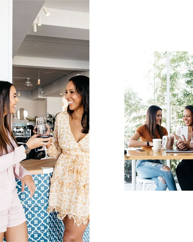 Tiny snippets of a shoot for @thecreativemediaco at @pier33mooloolaba recently ✨ Such a stunning venue and amazing women to photograph!