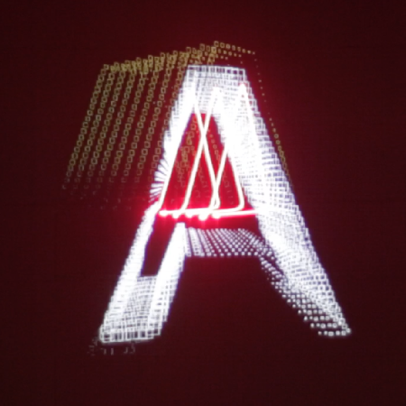Laserletter  creating Audovisuals with Processing & Laser