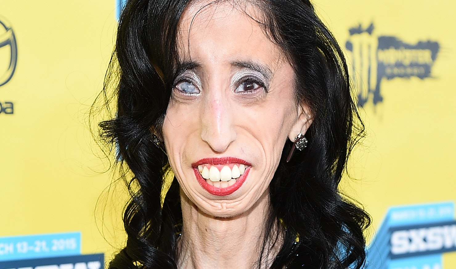 """Bustle - """"You probably know who Lizzie Velasquez is already, but if you don't, well, prepare to meet your newest role model. The 26-year-old just debuted her documentary """"A Brave Heart: The Lizzie Velasquez Story"""" at the SXSW Festival, and boy, did it move everyone's hearts."""""""