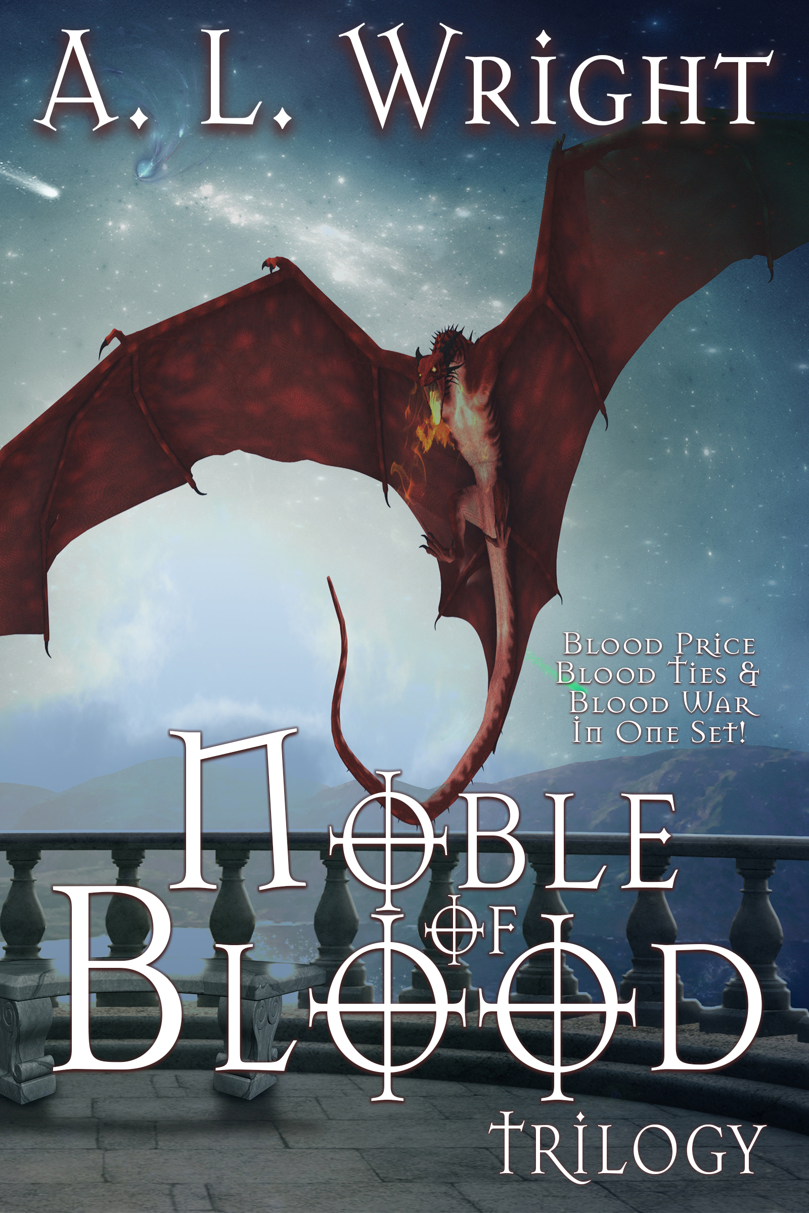 Noble of Blood Boxed Set - The entire Trilogy in one eBook!