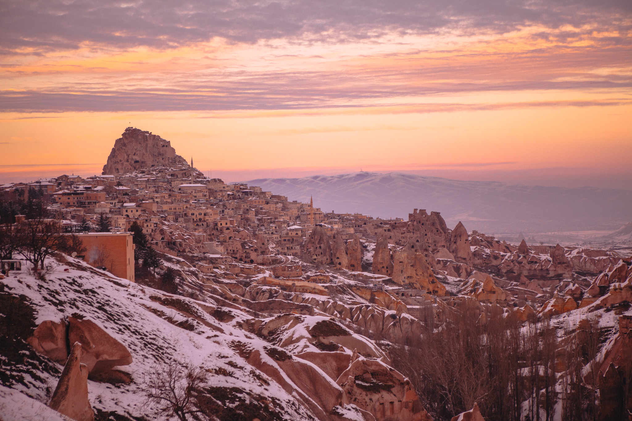 One of the most beautiful places in the world… Cappadocia