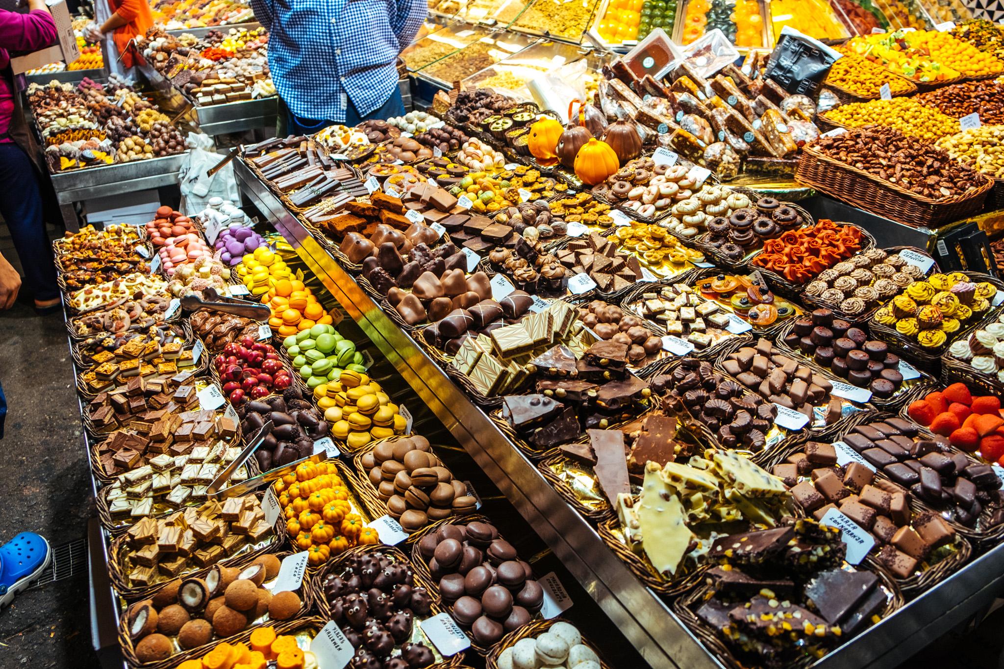 Chocolates to last you a lifetime…
