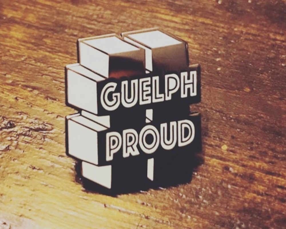 #guelphproud pins