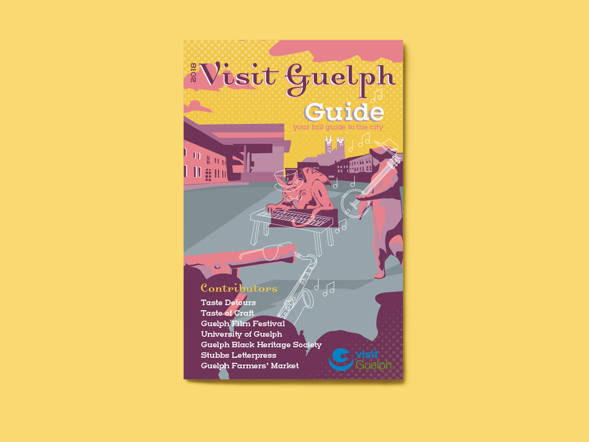 Visit Guelph Guide 2017 (fall edition)