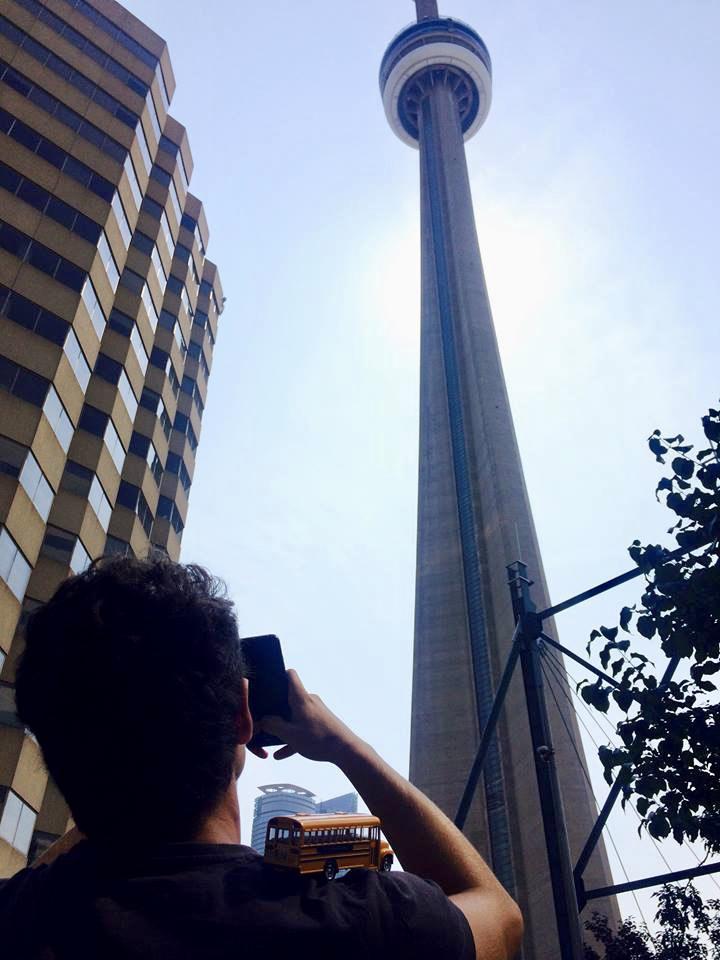 CN tower_Toronto