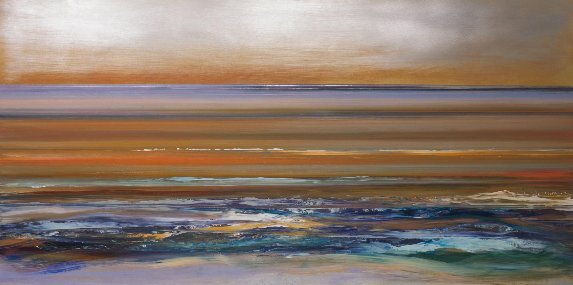 Watersplash Sunset (SOLD)