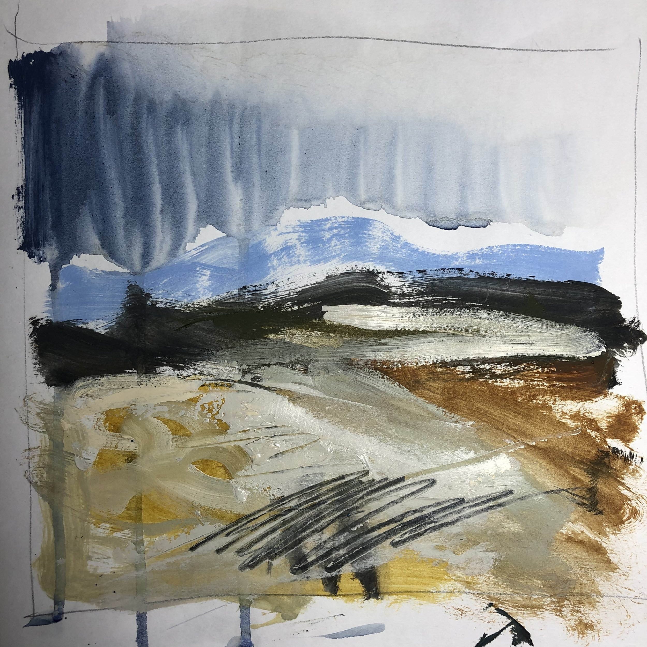 South Downs Study (SOLD)