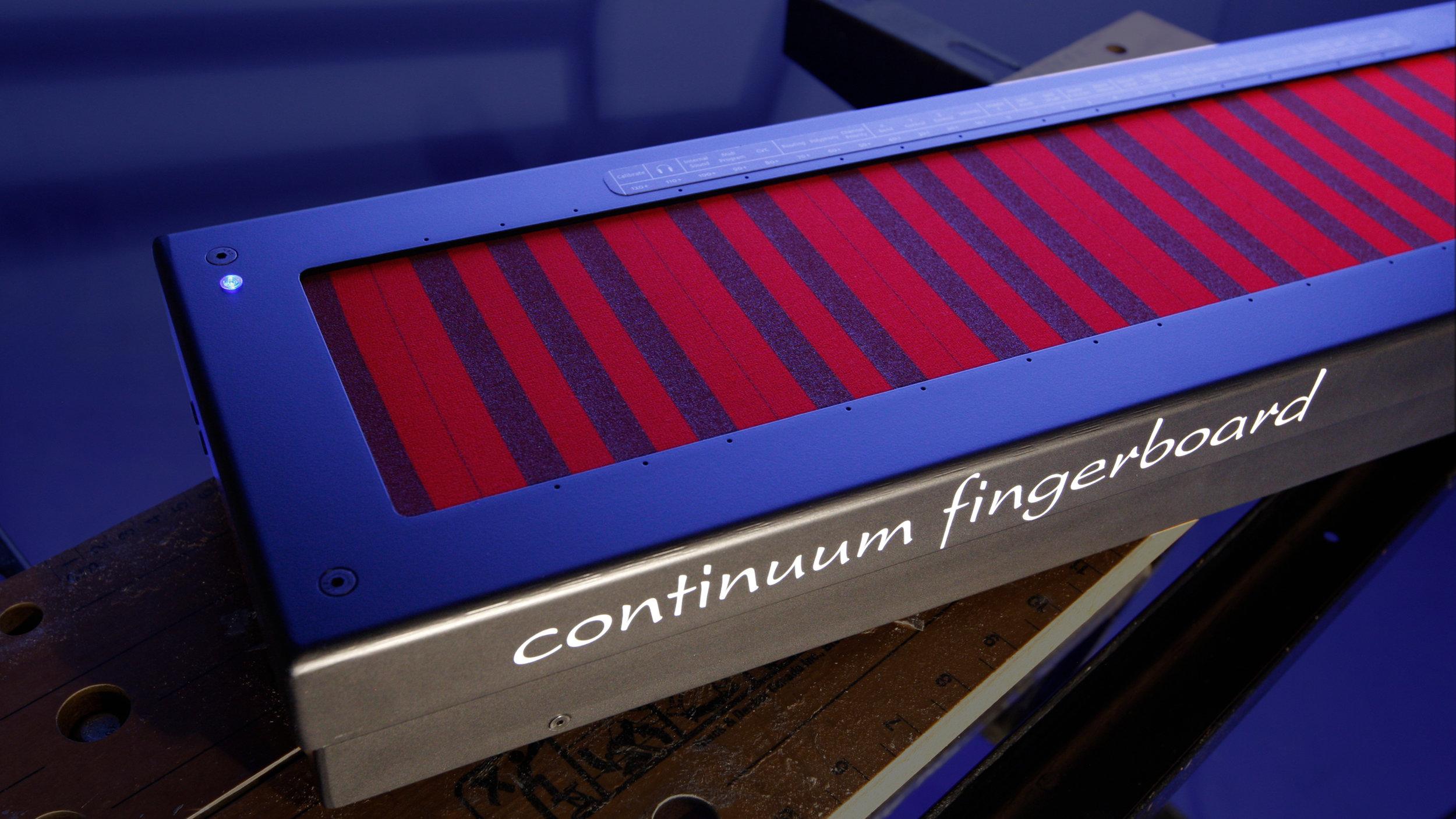Continuum on workbench.jpg