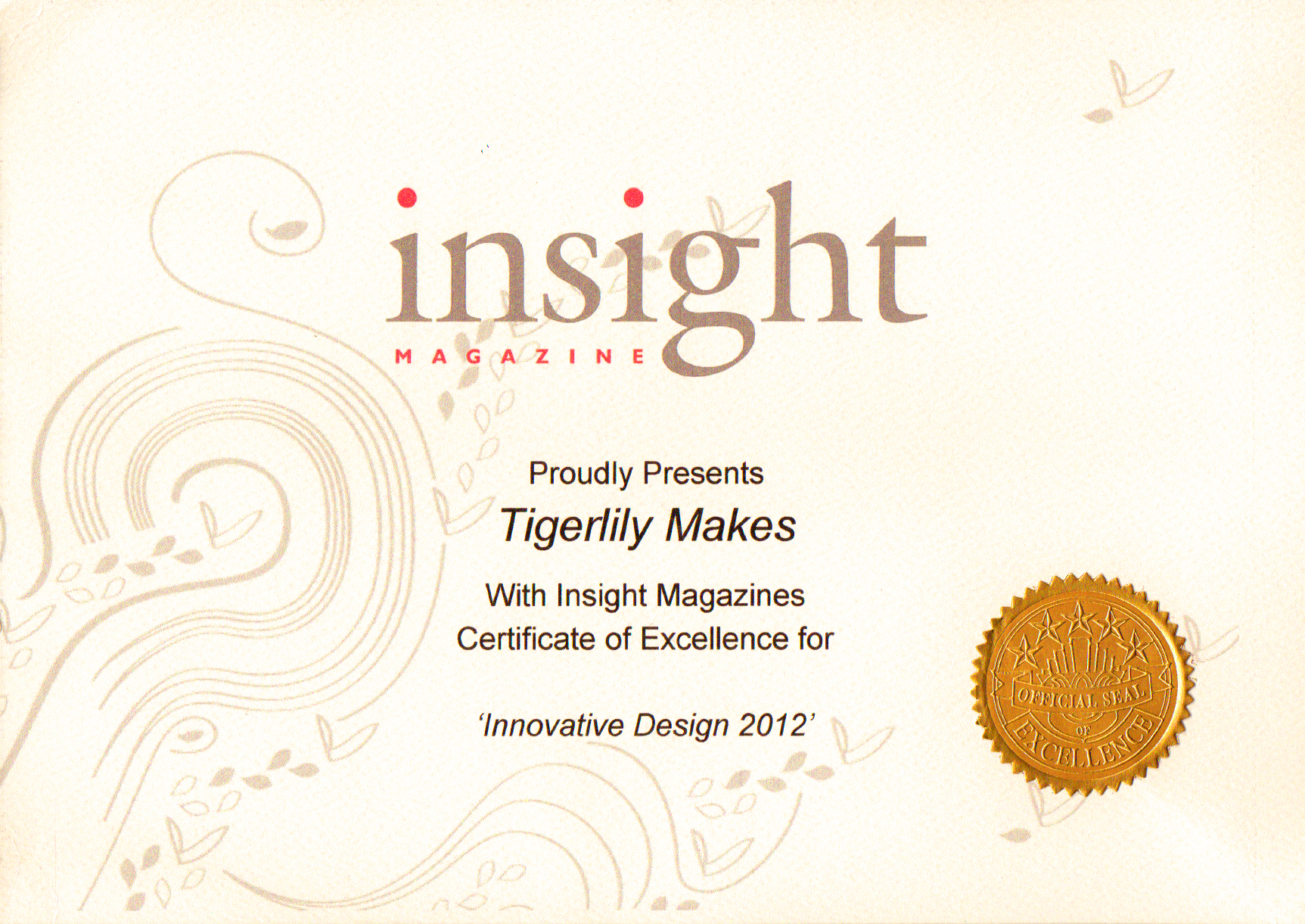 INSIGHT MAGAZINE AWARD 2012.jpg